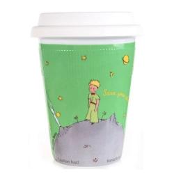 Tasse mug à café à emporter Könitz Le Petit Prince (Save your planet!)