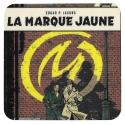 Blake and Mortimer Coaster 10x10cm (La Marque jaune)