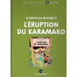 Los archivos Tintín Atlas: Jo, Zette y Jocko, L'Éruption du Karamako (2012)