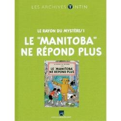 Les archives Tintin Atlas: Jo, Zette et Jocko, Le Manitoba ne répond plus (2012)