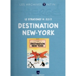 Les archives Tintin Atlas: Jo, Zette et Jocko, Destination New York (2012)