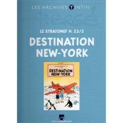 The archives Tintin Atlas Jo, Zette and Jocko, Destination New York (2012)