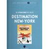 Los archivos Tintín Atlas: Jo, Zette y Jocko, Destination New York (2012)