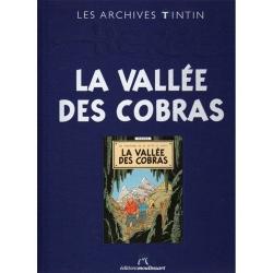 Les archives Tintin Atlas: Jo, Zette et Jocko, La Vallée des Cobras  (2012)