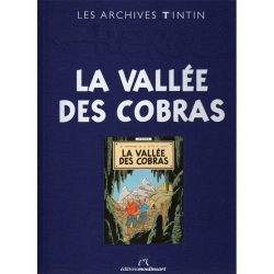The archives Tintin Atlas Jo, Zette and Jocko, La Vallée des Cobras (2012)