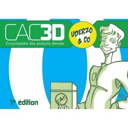 Catálogo cac3d de figuras del universo de Asterix y Obelix Uderzo & co (2020)
