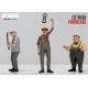 Set of three collectible figures Attakus, The Old Geezers C797 (2020)