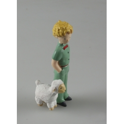 Collectible figure Plastoy The Little Prince with the sheep 15637 (1997)