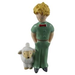 Figurine de collection Plastoy Le Petit Prince avec le mouton 15637 (1997)