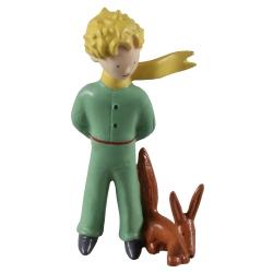 Figurine de collection Plastoy Le Petit Prince et le renard 15638 (1997)