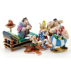 Figura de colección Pixi Asterix y Obelix, El Menhir de Oro 2365 (2020)