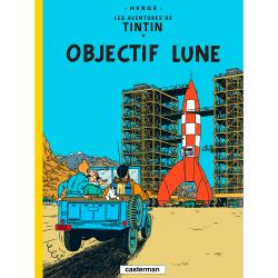 Album Les Aventures de Tintin: Objectif Lune
