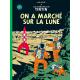 Album Les Aventures de Tintin: On a marché sur la Lune