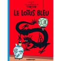 Álbum Las aventuras de Tintín T5 - El Loto Azul
