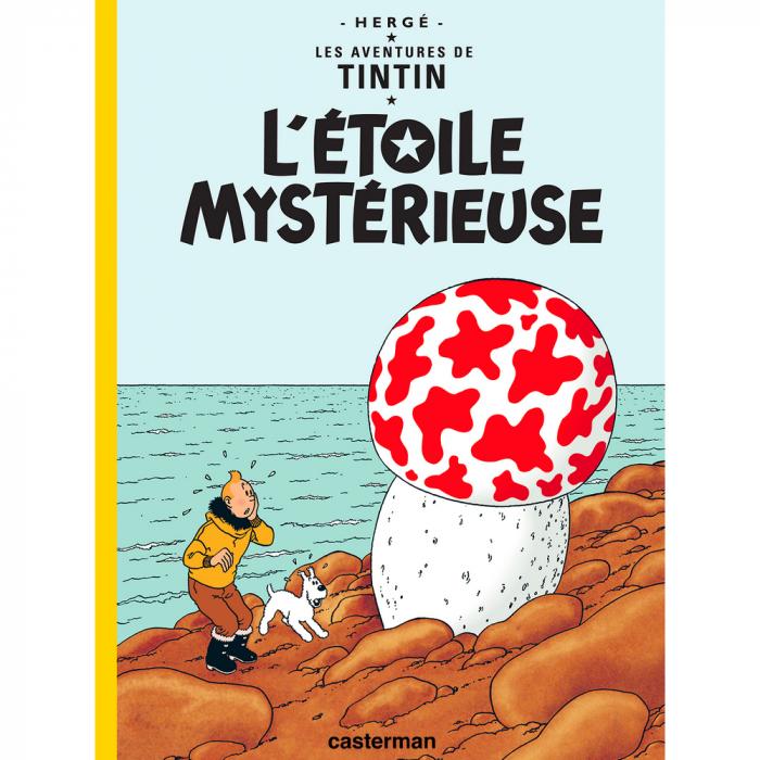 Album Les Aventures de Tintin: L'étoile mystérieuse