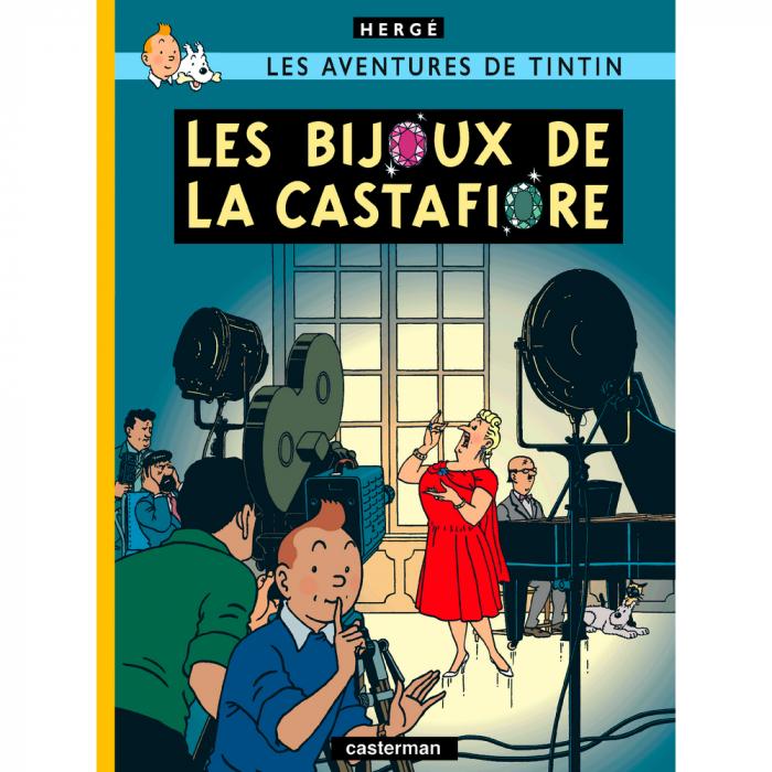 Album Les Aventures de Tintin: Les bijoux de la Castafiore
