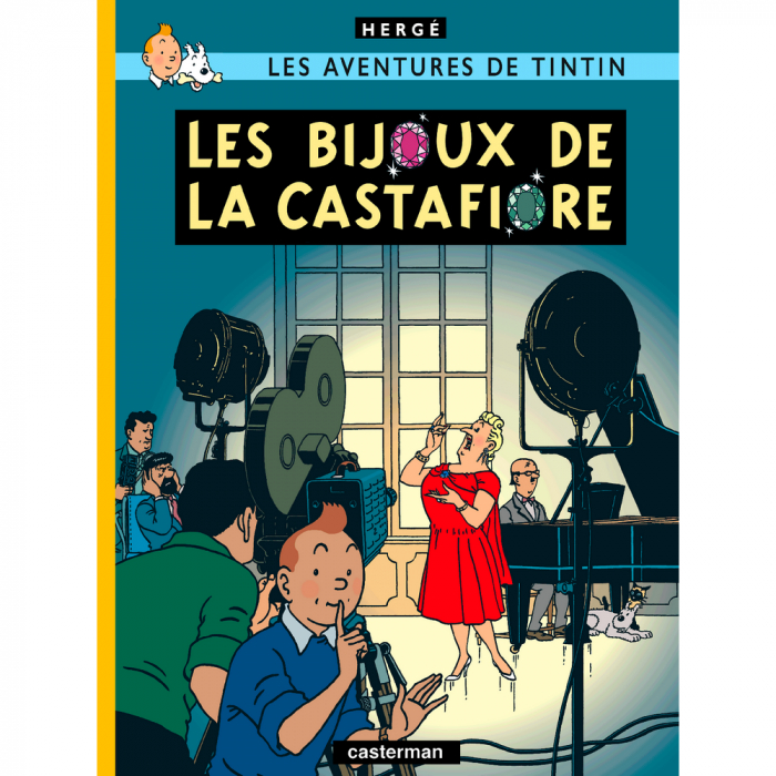 Album The Adventures of Tintin: The Castafiore Emerald