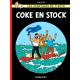 Álbum Las aventuras de Tintín: Stock de coque