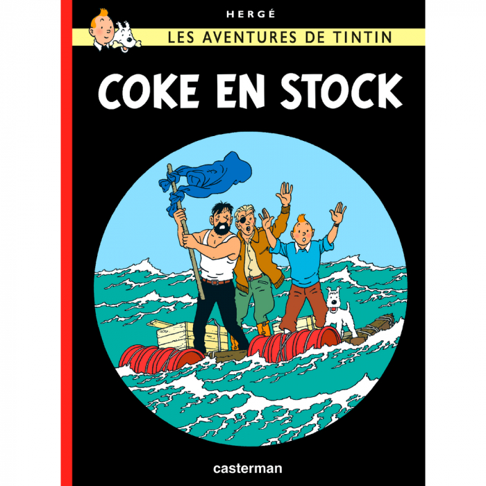 Album The Adventures of Tintin: The Red Sea Sharks