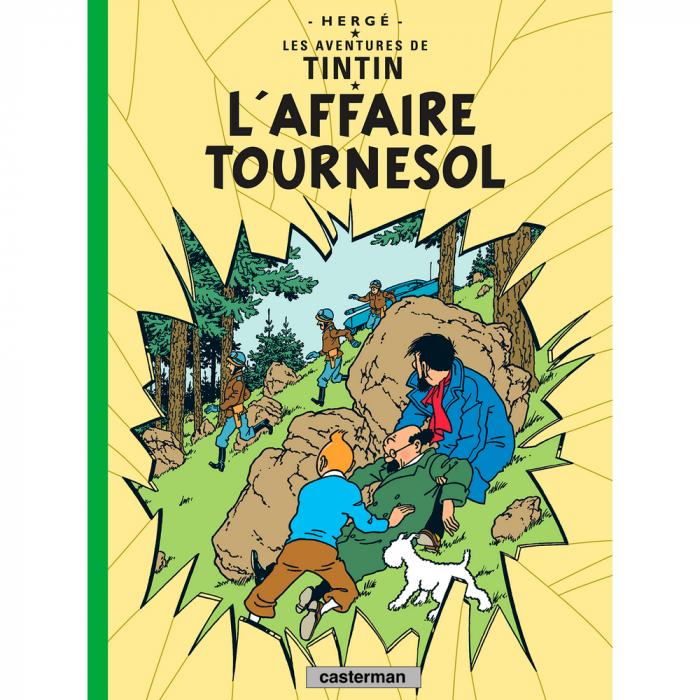 Album Les Aventures de Tintin: L'affaire Tournesol