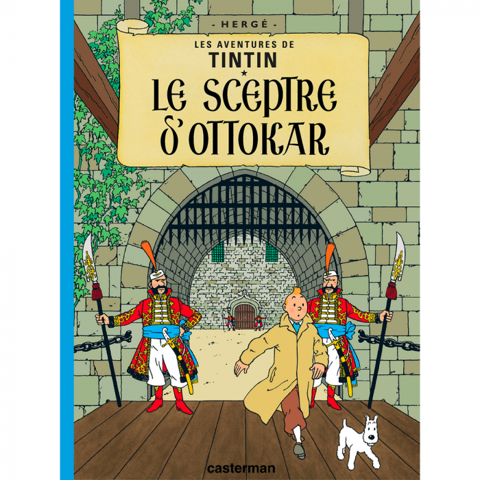 Album The Adventures of Tintin: King Ottokar's Sceptre