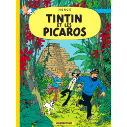 Album The Adventures of Tintin T23 - Tintin and the Picaros