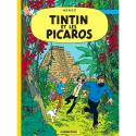 Álbum Las aventuras de Tintín T23 - Tintín y los Pícaros