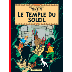 Album The Adventures of Tintin T14 - Prisoners of the Sun