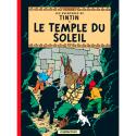 Álbum Las aventuras de Tintín T14 - El templo del sol