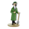 Collection figure Tintin Professor Calculus 13cm Nº03 (2011)