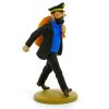 Collectible figurine Tintin, Haddock On The Way 13cm Nº13 (2012)
