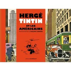 Philippe Goddin: Hergé, Tintin et les Américains FR (2020)