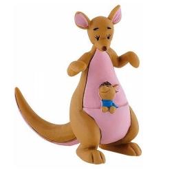 Figurita de colección Bully® Disney Winnie-the-Pooh, Cangu y Rito (12323)