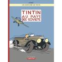 Álbum Las aventuras de Tintín T1 - Tintín en el país de los Soviets color (2020)
