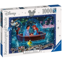 Collectible puzzle Ravensburger Disney, The Little Mermaid (70x50cm)