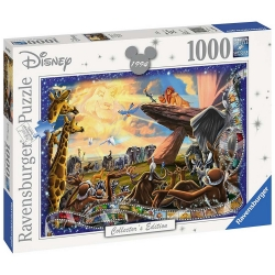 Collectible puzzle Ravensburger Disney, The Lion King (70x50cm)