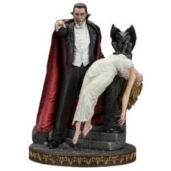 Figura de colección Infinite Statue, Béla Lugosi y Drácula 1/6 (2020)