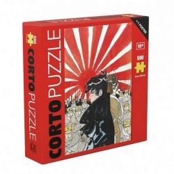 Puzzle Corto Maltés, La Jeunesse 1985 con poster 34x50cm 81548 (2020)