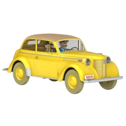 Collectible car Tintin, the Olympia of the Syldavian spies Nº21 1/24 (2020)