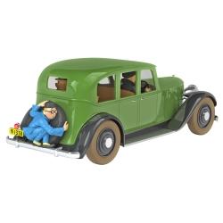 Collectible car Tintin, Mitsuhirato's car Nº22 1/24 (2020)