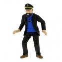 Figurine de collection Tintin Le Capitaine Haddock 9cm Moulinsart 42430 (2010)