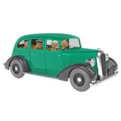 Voiture de collection Tintin, la voiture des gangsters Nº26 1/24 (2020)