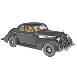 Coche de colección Tintín, la Packard de Muskar XII Nº28 1/24 (2020)