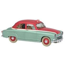 Collectible car Tintin, the Geneva taxi Nº29 1/24 (2020)