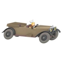 Collectible car Tintin, the Mercedes of Tintin Nº31 1/24 (2020)
