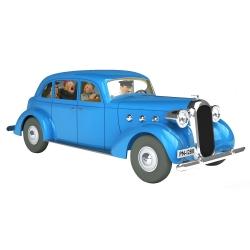 Collectible car Tintin, the car of the Castafiore Nº32 1/24 (2020)