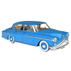 Voiture de collection Tintin, la voiture des interprètes Nº34 1/24 (2020)