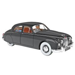 Collectible car Tintin, the MKI of Dawson Nº35 1/24 (2020)