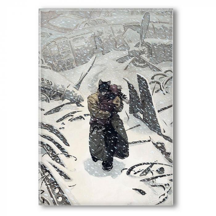 Imán decorativo Blacksad, Artic-Nation (55x79mm)