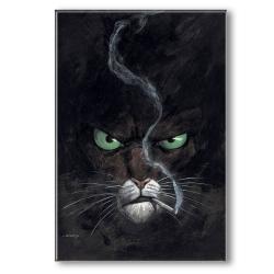 Imán decorativo Blacksad, Un lugar entre las sombras (55x79mm)